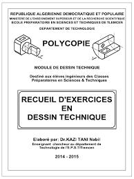 Polycopie_recueil_d_exercices_en_dessin_technique Pdf