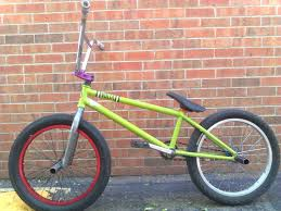 Shawne Adams Bike Check Mellonbmx Mellonbmx