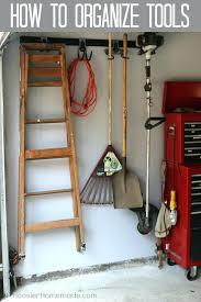 how to organize garden tools garage organization series how to organize yard and gardening tools organize