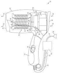 blow dryer wiring diagram blow image wiring diagram patent us6191930 ionizing hair dryer google patents on blow dryer wiring diagram
