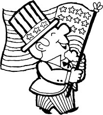 Small Picture Cartoon of Memorial Day Coloring Page Batch Coloring
