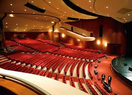 Chandler Performing Arts Center Seating Chart Performing Arts Wood Veneer Projects Jacaranda Inc