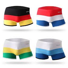 <b>Bamboo</b> Fiber <b>Underwear Men Brand</b> Striped Boxer <b>Men</b> Fashion ...
