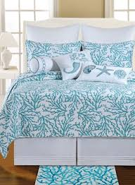 Best 25+ Tropical bedding ideas on Pinterest | Tropical bed ... & Tropical Quilts | Cora Blue Quilts & Accessories C | Tropical, Seashell &  Beach Bedding Adamdwight.com