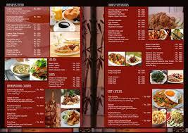 Menu Design Template Restaurant Menu Design Templates Printables And Menu 22