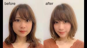 エラ張りさんに似合う髪型小顔カットの秘密と人気の髪型をご紹介髪型