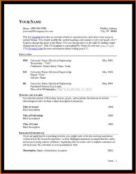 How To Create A Resume How To Create A Resume Template Nicetobeatyoutk 57
