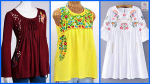Fancy Top Design For Girl Top Beautiful Fancy Tops Designs Images Latest Summer