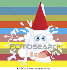 Birthday Gifts Cake Ice Cream Clipart K37340515 Fotosearch