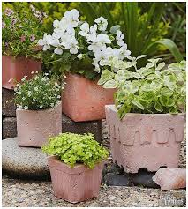 easy garden accents to make yourself