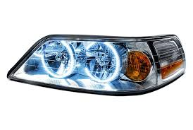 oracle lighting replacement halo led headlight