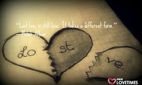 Lost Love Quotes Delectable 48 Quotes About Lost Love That Will Leave You Wistful