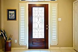 Perfect front doors ideas Glass Door Home Decor Ideas Door Window Blinds Frosted Front Glass Entry Doors Above Ideas