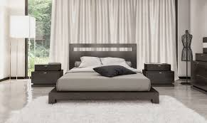 contemporary bedroom furniture wood
