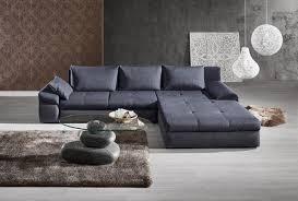 Wohnlandschaft In Textil Anthrazit Grau In 2019 Sofas
