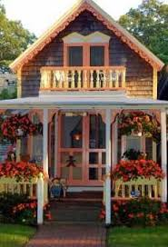 images about Tiny Victorian Houses on Pinterest   Victorian    wonderful prefab Victorian cottages from Tiny House Designs