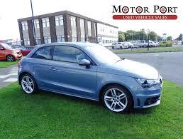Used Blue Audi A1 For Sale Motors Co Uk