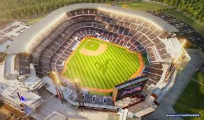 Atlanta Braves Stadium Design New Stadium New Stadium Atlanta Braves