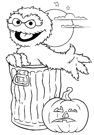 Halloween coloring pages | The Sun Flower Pages