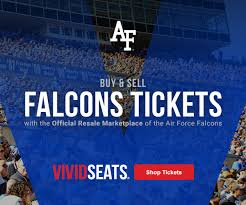 Air Force Academy Football Seating Chart Air Force Ticketing