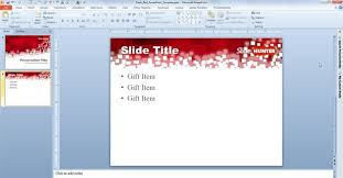 Free Red Powerpoint Templates The Highest Quality Powerpoint