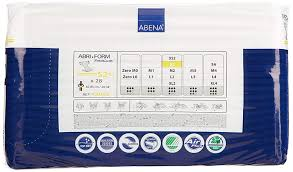Abena Size Chart Abena Abri Form Premium S2 All In One Incontinence Pads Small Pack Of 28