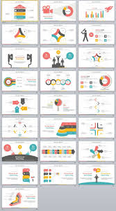 Examples Of Professional Powerpoint Presentations 25 Best Infographic Presentation Powerpoint Template Presentation