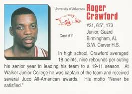 Roger Crawford Gallery | Trading Card Database