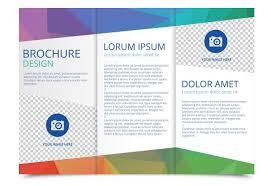 Free Tri Fold Brochure Templates Microsoft Word Simple Tri Fold Brochure Template Free Rockytopridge