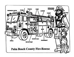 Small Picture fire truck coloring pages free 257jpg 600464 pixels PreK