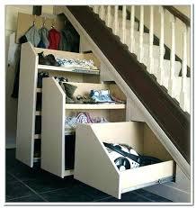 basement stairs storage. Under Basement Stairs Storage