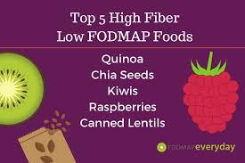 Top 5 High Fiber Low Fodmap Foods Fodmap Everyday