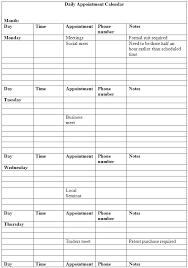 Printable Appointment Calendar 2015 Calendar Planner Template 2015 Kadil Carpentersdaughter Co
