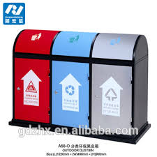 elegant trash can. Contemporary Elegant Lowes Stainless Steel Beautiful Advertising 3 Bin Elegant Trash Can Park  Dustbin Recycling Compartments To Elegant Trash Can R
