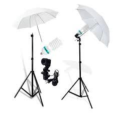 Cheap Umbrella Lights Photo Studio Continuous Lighting One Umbrella Light Lamp