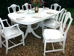 shabby chic dining table mark sienna rectangular room sets shabby chic dining table