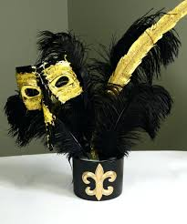 Mask Decorating Ideas black and gold flower arrangements pathofexilecurrencyus 59