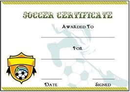 soccer awards templates soccer certificate template free 30 soccer award certificate