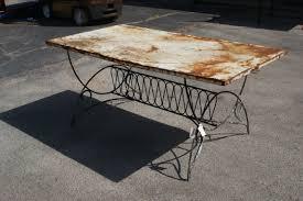 retro metal patio furniture. Inspirations Outdoor Furniture Metal With Details About Retro Patio N
