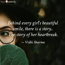 Behind Every Girls Beaut Quotes Writings By Vidhiii Sharma