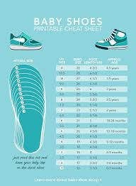 Infant Shoe Size Chart By Age Uk 61 Studious Kids Shoe Sizing Chart By Age
