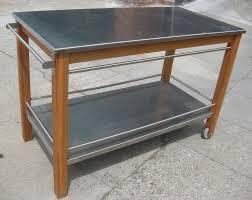 Kitchen Work Table On Wheels Kitchen Island Cart On Wheels Tags Kitchen Island Cart Ideas For