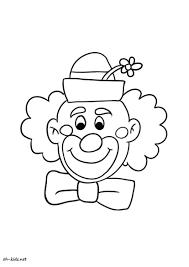 Coloriage Clown Oh Kids Fr Dessin De Clown L
