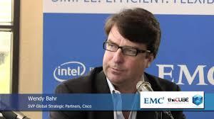 Wendy Bahr, Cisco | EMC VSPEX 2012 - YouTube