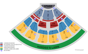 Hollywood Casino Amphitheatre St Louis Seating Chart Hollywood Casino Amphitheater St Louis Box Office Promo 2019
