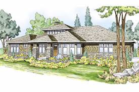 Prairie Style Home Plans Designs Prairie Style House Plans Metolius 30 746 Associated Designs