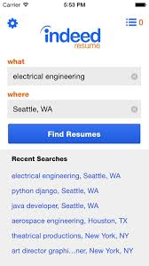Indeed1  Indeed Find Resumes 3 Fascinating Resume Builder 13 Upload My On Indeed  Resume ...