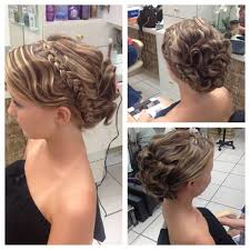 Image result for wonderful to do casual  updos for medium length hair