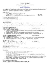 Counseling Resume Adorable Arielle Resume