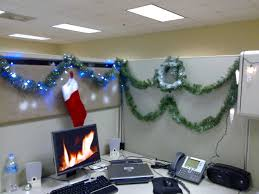 christmas office decor. Image Of: Cubicle Christmas Decorations Office Decor